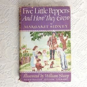 1974 Five Little Peppers and How They Grew